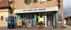Tabac-presse de Hangenbieten